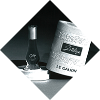Flacon Le Galion - Sortilège - Emballage