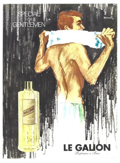 Publicité Special For Gentlemen - Le Galion