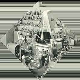 Laboratoire Le Galion, flacons